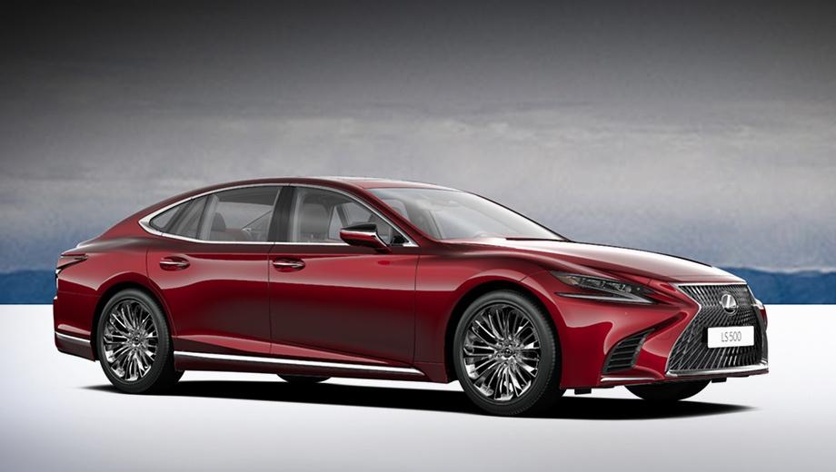 Занимательные факты производителя Lexus